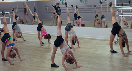 dance classes in Oshawa